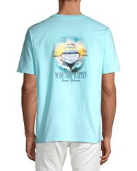 edef4aeb Versace Make It Happen T-shirt in White for Men - Lyst