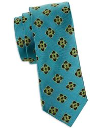 Ted Baker - Botanical Silk Tie - Lyst