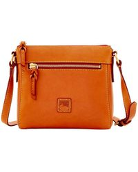Dooney & Bourke - Florentine Allison Small Leather Crossbody - Lyst