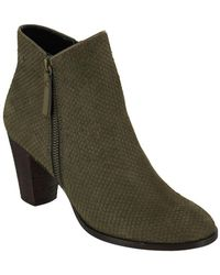 MIA - Maddock Leather Booties - Lyst