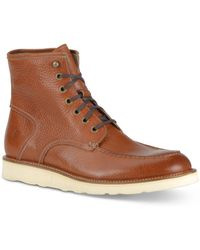 Andrew Marc - Ashford Ankle Boots - Lyst