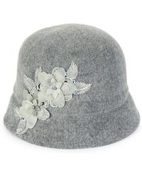 Collection 18 - Classic Floral Cloche - Lyst