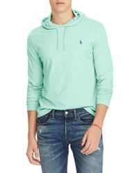 Polo Ralph Lauren - Weathered Cotton Hoodie - Lyst