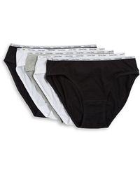 CALVIN KLEIN 205W39NYC - Five-pack Stretch Bikini - Lyst