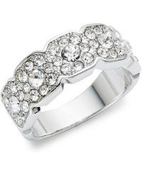 Michela - Crystal-embellished Ring - Lyst