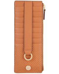 Lodis - Sunset Boulevard Leather Card Case - Lyst