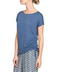 NIC+ZOE - Refreshing Lace-up Side Top - Lyst