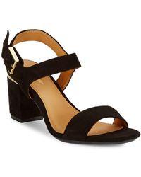 CALVIN KLEIN 205W39NYC - Cimalla Dress Sandals - Lyst