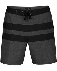 Hurley - Phantom Blackball Beater Board Short - Lyst