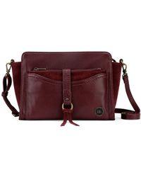 The Sak - Sonora Leather Crossbody Bag - Lyst