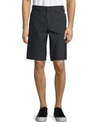 Howe - Striped Dri-fit Shorts - Lyst