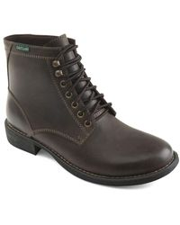 Eastland - Brent Leather Boots - Lyst