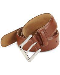 Cole Haan - Colebrook Leather Belt - Lyst