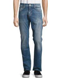 Hudson Jeans - Straight Leg Jeans - Lyst