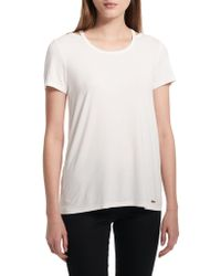 CALVIN KLEIN 205W39NYC - Short-sleeve Top - Lyst