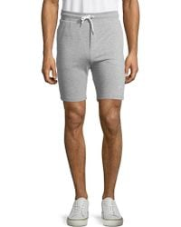 Jack & Jones - Drawstring Knit Shorts - Lyst