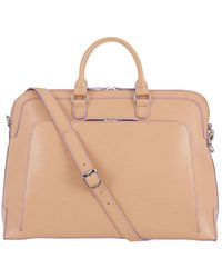 Lodis - Audrey Rfid Brera Leather Briefcase - Lyst