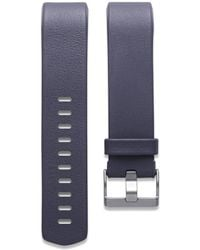 Fitbit - Luxe Leather Charge 2 Large Leather Accessory Band - Lyst