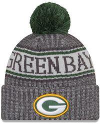 66617d55366 Lyst - Ktz Nfl Sideline Buffalo Bills Cold Weather Sport Knit Hat in ...