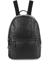Cole Haan - Leather Backpack - Lyst