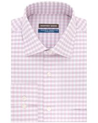 Geoffrey Beene - Regular-fit Tek Check Dress Shirt - Lyst