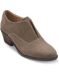Me Too - Zala Leather Oxfords - Lyst