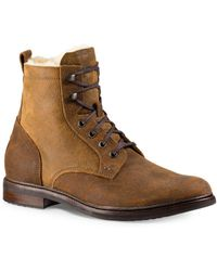 Ugg | Selwood Bomber Mid-calf Boots | Lyst