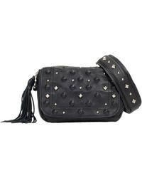 Sanctuary - Studded Leather Camera Bag - Lyst