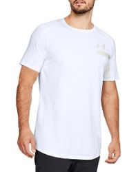 Under Armour - Perpetual Graphic Short-sleeve Tee - Lyst