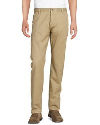 Dockers - Alpha Stretch Khaki Slim Tapered Pant - Lyst