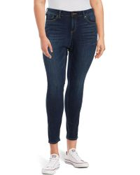 Vince Camuto - Plus Cropped Skinny Jeans - Lyst