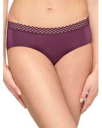 B.tempt'd - Tied In Dots Bikini Panty - Lyst