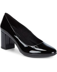 Black Shoes The Court Lyst in Black Kimberly Flexx Shoes In Women's q1POU0xq