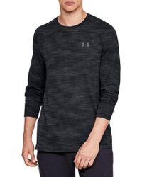Under Armour - Threadborne Seamless Camo Long-sleeve T-shirt - Lyst