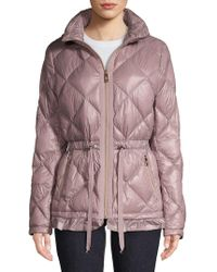 Ivanka Trump - Quilted Down Puffer Jacket - Lyst