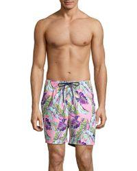 92dbb48a4a010 Tommy Bahama Swimwear - Men's Swimming Trunks & Boardshorts - Lyst