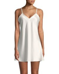 Rya Collection - Sleeveless Cut-out Chemise - Lyst