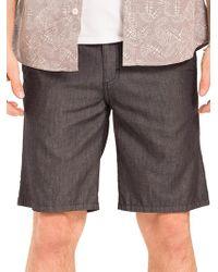 Original Paperbacks - Nantucket Chambray Shorts - Lyst