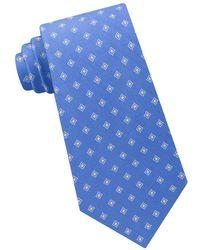 Michael Kors - Diamond Dot Neat Silk Tie - Lyst