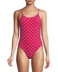 Honeydew Intimates - Evie Rib-knit Bodysuit - Lyst