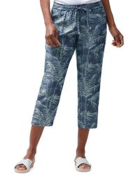 Tommy Bahama - Fresco Fronds Cropped Trousers - Lyst