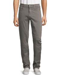 7 For All Mankind - Slimmy Luxe Sport Slim Straight Jeans - Lyst