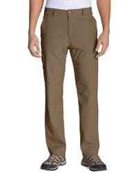 Eddie Bauer - Horizon Guide Chino Trousers - Lyst