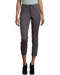NYDJ - Petite High-rise Plain Jeans - Lyst