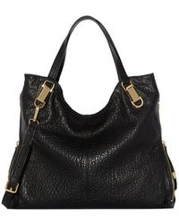 Vince Camuto - Riley Leather Hobo - Lyst