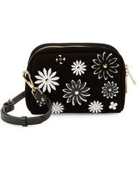 Isaac Mizrahi New York | Floral Mini Crossbody | Lyst