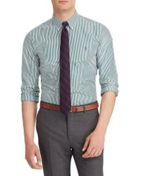 Polo Ralph Lauren - Classic Fit Striped Shirt - Lyst