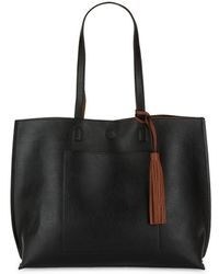 Lord & Taylor - Everyday Pebbled Tote - Lyst
