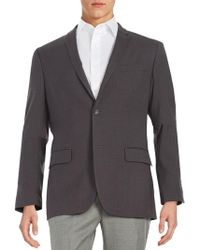 Perry Ellis - Slim-fit Two-button Jacket - Lyst