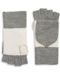 Kate Spade - Colorblock Gloves - Lyst